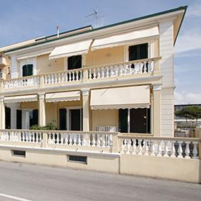 Foto villa liberty